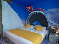 Gardaland Adventure Hotel - Camera a Tema Arctic Adventure - Area Adulti